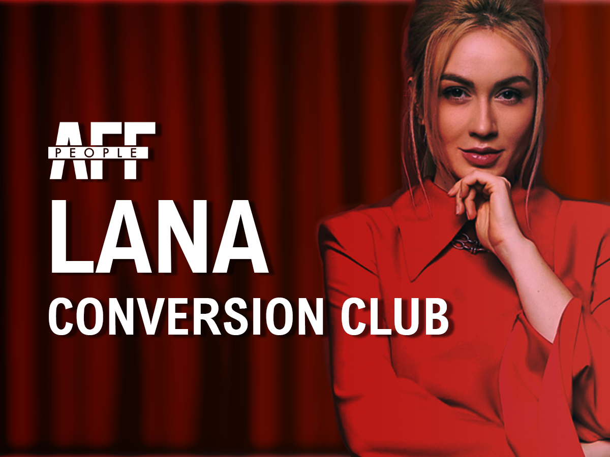 Lana from Conversion Club