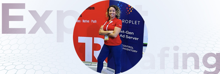 Anna Blaivas.  Sales Director at TwinRed affpeople expert briefing interview