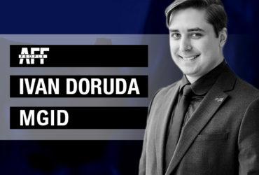 Ivan Doruda VP of Sales at MGID affpeople interview