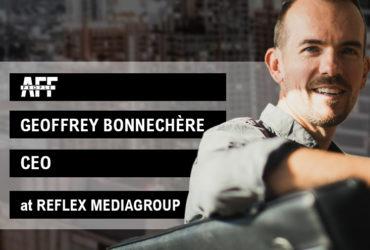 Geoffrey Bonnechère CEO Reflex Affiliates Affpeople