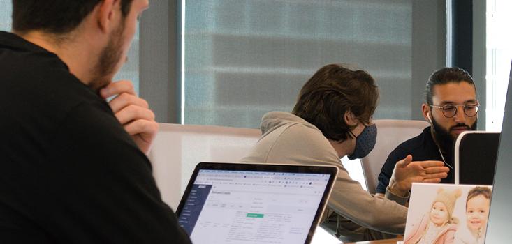 Geoffrey Bonnechère CEO office Reflex Affiliates Affpeople
