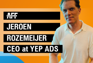 affiliate marketing affiliate network Interview with Jeroen Rozemeijer, СЕО at Yep Ads –